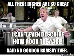 Hells Kitchen Meme - never in hell s kitchen by yurei meme center