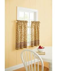 Curtains Set Deals On Better Homes And Gardens Tuscan Retreat Valance