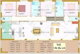 plan maison plain pied 4 chambres avec suite parentale plan maison une chambre plan maison plain pied 4 chambres plan