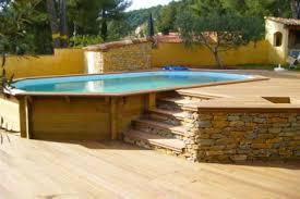 aménagement de piscine hors sol de nombreuses possibilités