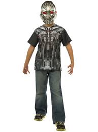 ultron costume boys ultron age of ultron costume kit