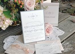 wedding invitations nj designs invitations jackson nj weddingwire