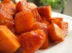 Yam Thanksgiving Recipes Really Really Good Candied Sweet Potatoes Recipe Thanksgiving