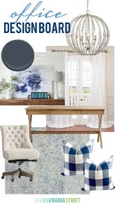 navy office design board cute u0026 functional life on