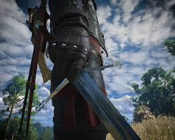 claymore claymore sword at the witcher 3 nexus mods and community