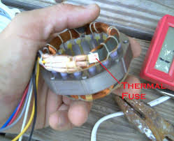 how to lubricate a fan motor rebuilding a fried fan motor hackaday
