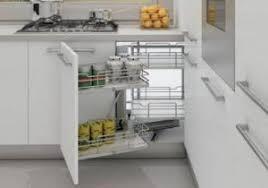 element bas angle cuisine meuble de cuisine angle element bas angle pan coupe l40xh71