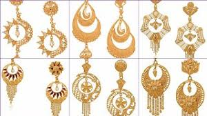 bengali gold earrings iram s world of jewellery iram s world of jewellery