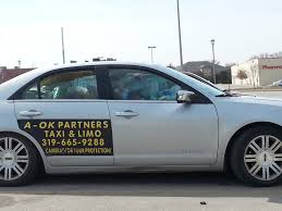 nothing a ok about this taxi service iowacity