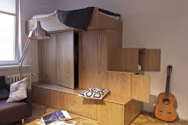 Modern Space Saving Furniture by Masculine Interior Design Ideas And Compact Furniture For Small Spaces