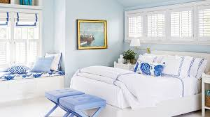 Shades Of Blue To Paint A Bedroom Ideas For Blue Bedrooms Coastal Living