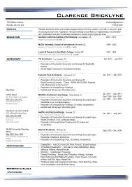 Sample Resume Usa by 20 Undergraduate Sample Resume Cover Letter For Veterinary