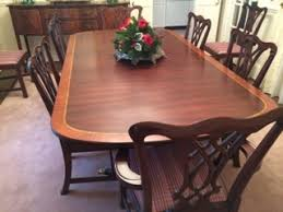 Closed And Sold Henkel Harris Dining Room Estate Sale Online - Henkel harris dining room table