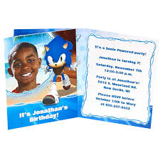 sonic boom party supplies birthdayexpress com