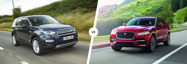 lexus suv vs range rover jaguar f pace or land rover discovery sport buy this not that