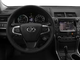 2015 Camry Le Interior 2015 Used Toyota Camry Hybrid 4dr Sedan Xle At Toyota Of Bedford
