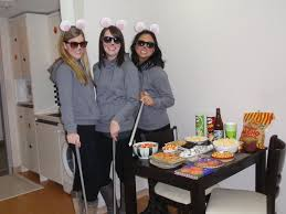 3 Blind Mice Costume Halloween In Seoul Gone Seoul Searching