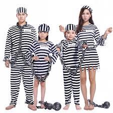 Prisoner Halloween Costumes Aliexpress Buy Halloween Costume Bloody Prisoner Clothes