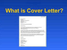what is a cover letter and how to write one sample bookkeeper