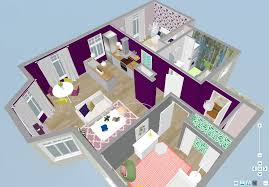 3d Home Design Rendering Software Live 3d Floor Plans Roomsketcher