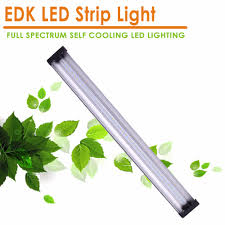 walmart led lights strips 2017 edk 24w 2ft 24 u0027 u0027 2700k 6400k pannel led plant grow lights