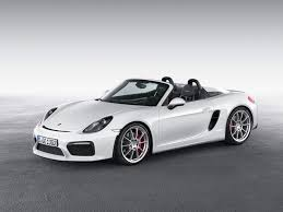 porsche boxster model changes lightweight porsche boxster spyder bows in ny