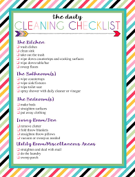 best 25 weekly cleaning checklist ideas on pinterest weekly