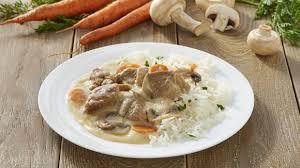cuisine blanquette de veau blanquette de veau recette facile et rapide knorr