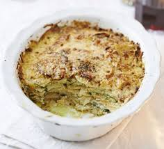 herby root vegetable gratin recipe bbc good food