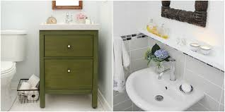 Bathroom Furniture Amp Ideas Ikea by 11 Ikea Bathroom Hacks New Uses For Ikea Items In The Bathroom