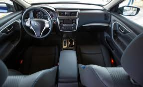 new nissan altima 2018 2018 nissan altima sr interior photos 4099 carscool net