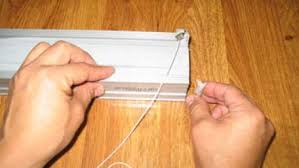How To Fix Blinds String Repair Your Cellular Blinds And Restring Them Yourself