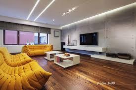 Minimalist Apartment Design In Bucharest Uncovering Luxury - Minimalist apartment design