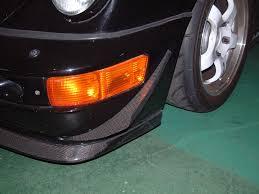 porsche japan rize japan porsche 911 964 canard kit u2013 affinis motor sports