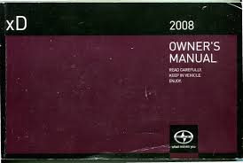 cheap 2008 scion xb owners manual find 2008 scion xb owners
