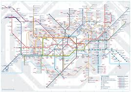 underground map the map now with added postcodes londonist
