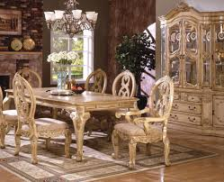dining room pretty white counter height dining room sets