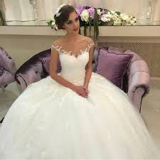 ballgown wedding dresses delicte the shoulder gown wedding dress with appliques