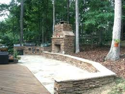 diy outdoor fireplace fireplace ideas outdoor on a budget do it