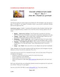 letters for thanksgiving teacher appreciation letter gplusnick