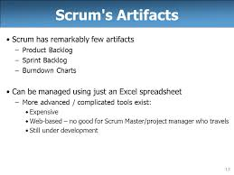 Scrum Excel Spreadsheet Cse 403 Lecture 24 Scrum And Agile Software Development Reading