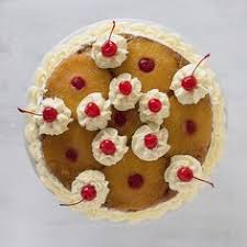 cheesecake portion of recipe pineapple upside and cheesecakes