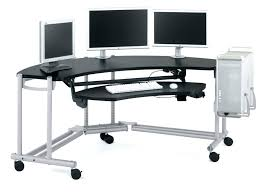 Office Desk With Wheels Computer Desk With Wheels Computer Desk Wheels Konzertsommer Info
