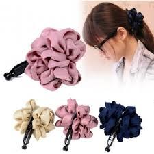 beautiful hair pins cotton soft silk beautiful hair pins for weddings