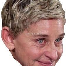 Ellen Meme - ellen crying meme acrylic blocks by emilyosman redbubble