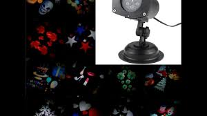 Christmas Outdoor Light Projector by Tomshine Christmas Projector Lights Outdoor Halloween Lamp