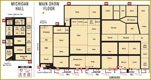cobo hall floor plan where s waldo