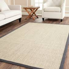 rugs cream natural sisal 8x10 area rugs fir minimalist living room