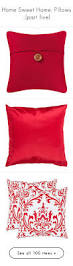 home sweet home pillows part five
