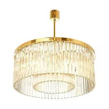 Pendant Light With Shade Fancy Large Drum Light Fixture Drum Shade Chandelier Drum